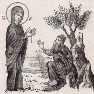 Η ιστορία για τα δάκρυα της Παναγίας 1